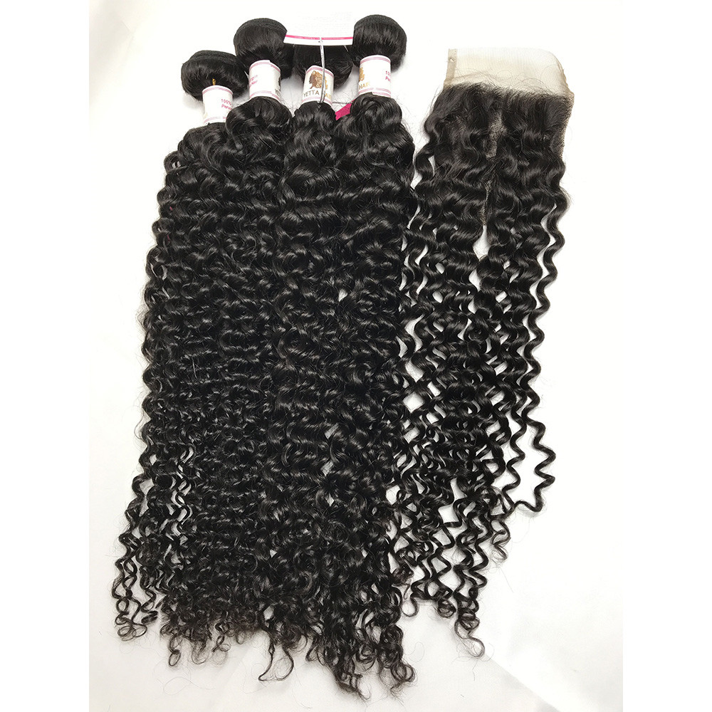 100±3g 100% Brazilian Virgin Hair